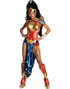 Fato de Wonder Woman Anime